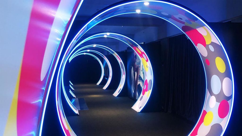 event-med-ljuseffekter